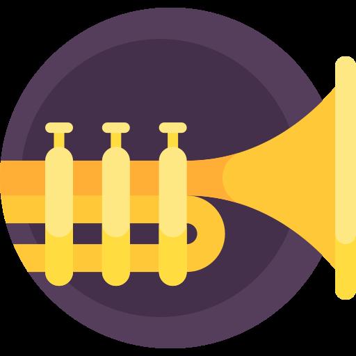 Trumpet  free icon