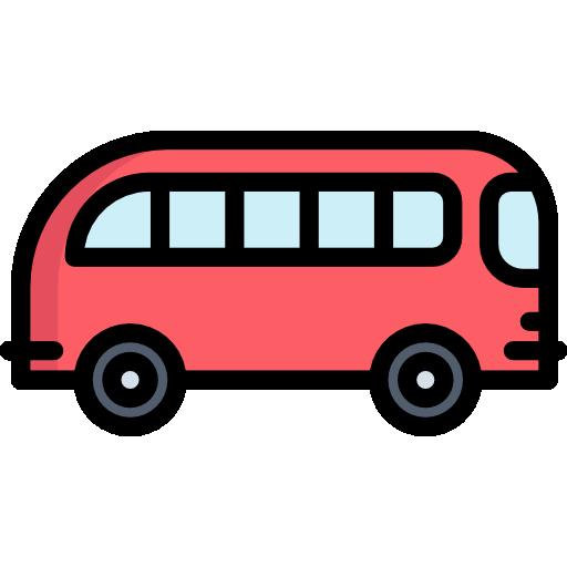 transporte público  icono gratis