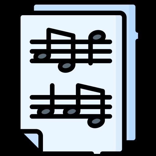 Уровень оценки музыки  бесплатно иконка