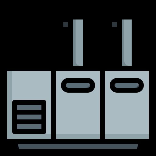 Refrigerator  free icon