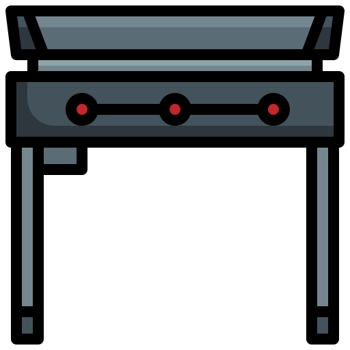 Grill  free icon
