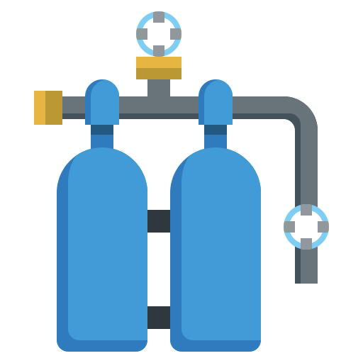 Cylinder  free icon