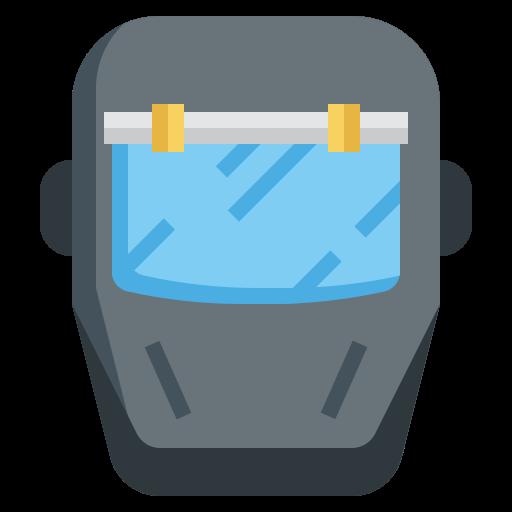 Welding mask  free icon