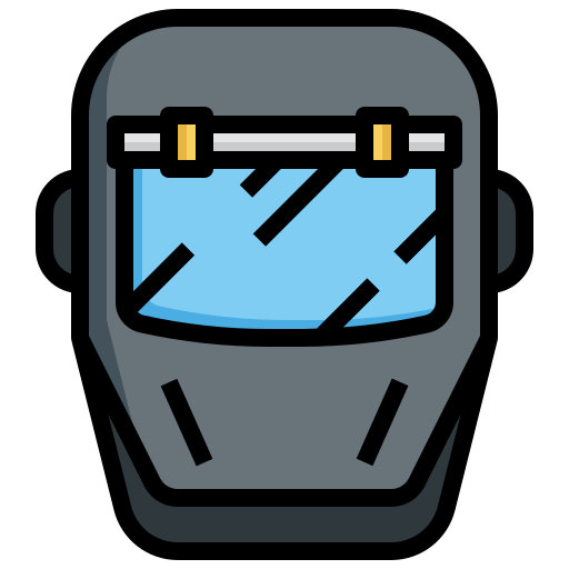 masque de soudure  Icône gratuit