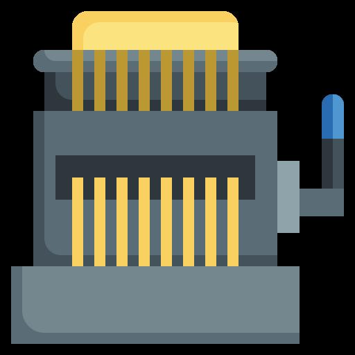Машина для макаронных изделий  бесплатно иконка