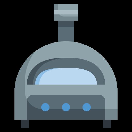 Печь для пиццы  бесплатно иконка