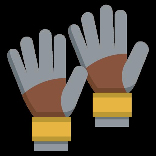 Перчатки  бесплатно иконка