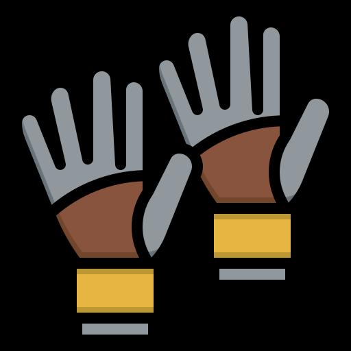 des gants  Icône gratuit