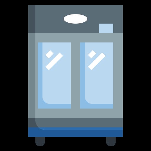 Холодильник  бесплатно иконка