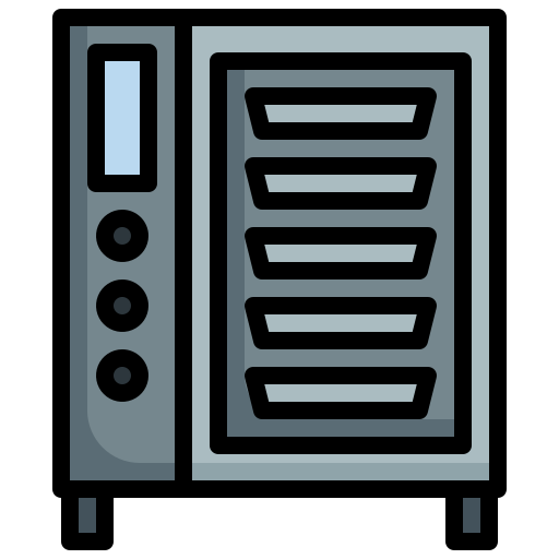 Food steamer  free icon
