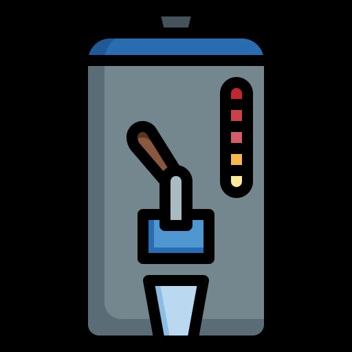 fontaine à eau  Icône gratuit