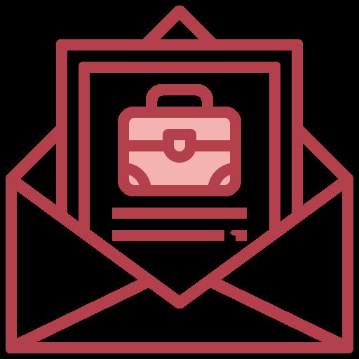Envelope  free icon