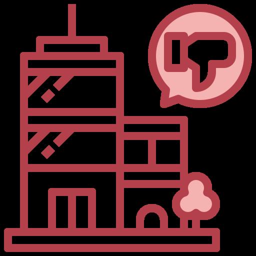 Thumb down  free icon