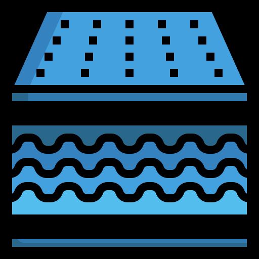 Memory foam  free icon