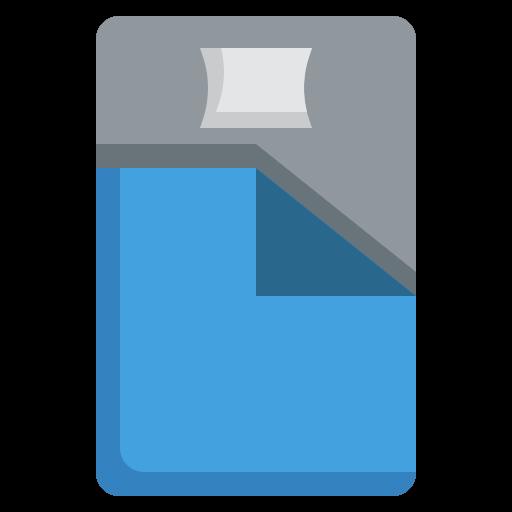Sheet  free icon