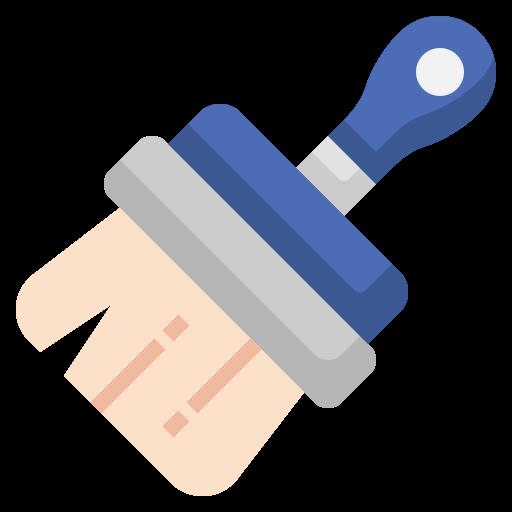 Brush  free icon