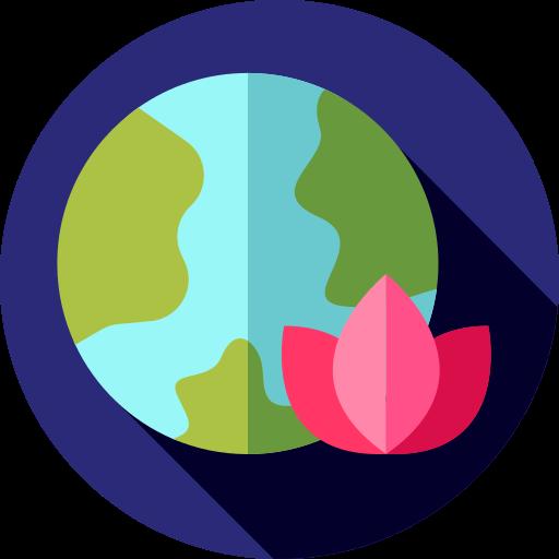 International day of yoga  free icon