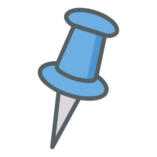 Thumbtack  free icon