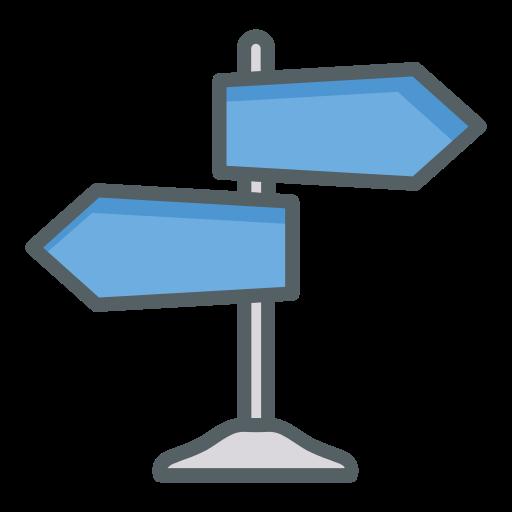 poteau indicateur  Icône gratuit