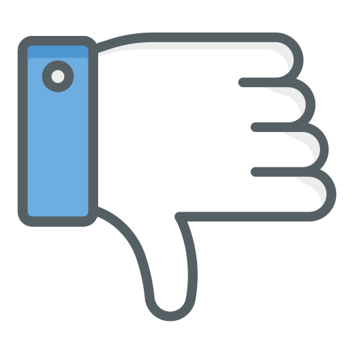 Dislike  free icon