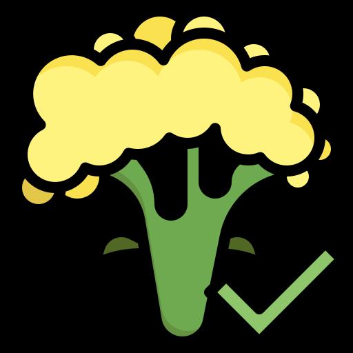 chou-fleur  Icône gratuit
