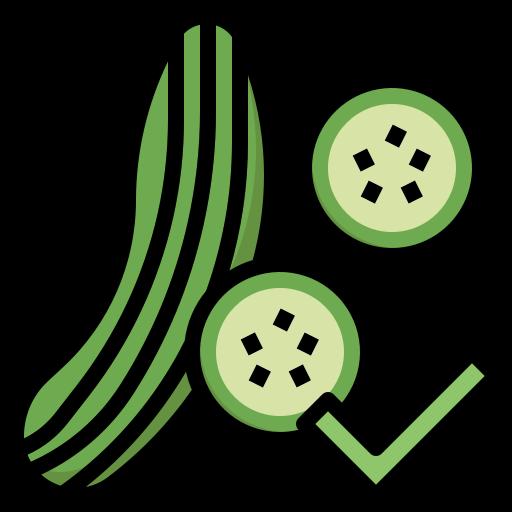 concombre  Icône gratuit