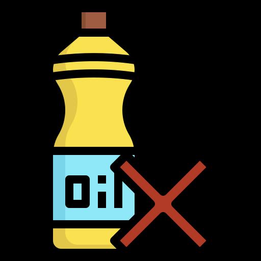 pas d'huile  Icône gratuit