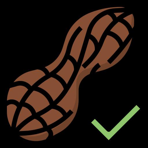 cacahuète  Icône gratuit