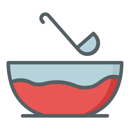 Ladle  free icon
