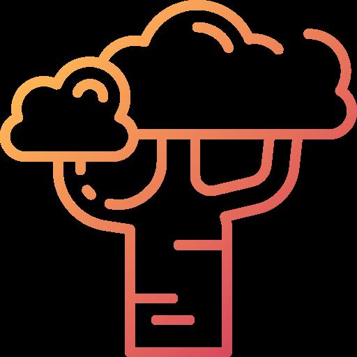 baobab  Icône gratuit