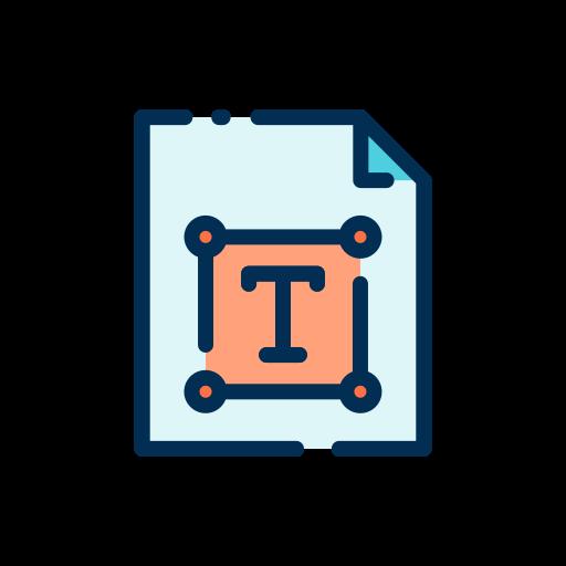 Font size  free icon