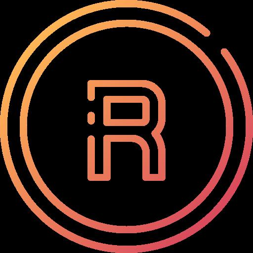 Rand  free icon