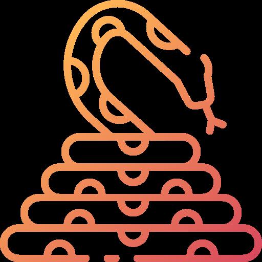 serpent  Icône gratuit