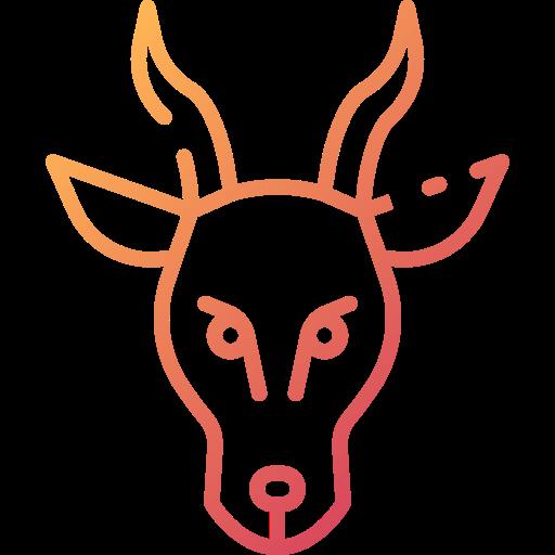 springbok  Icône gratuit