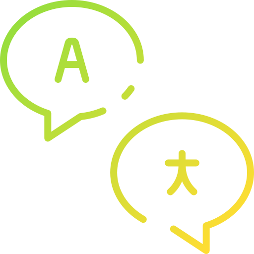 Bubble chat  free icon