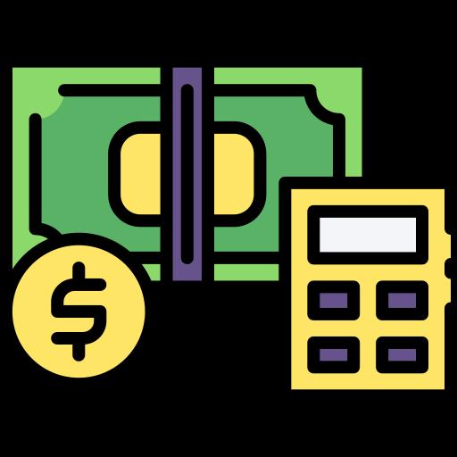 la finance  Icône gratuit
