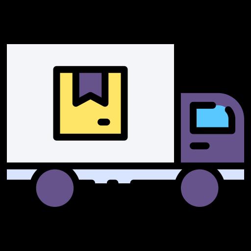 Shipping  free icon