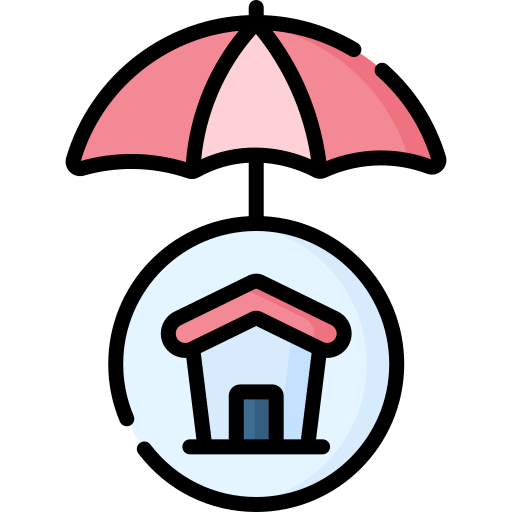 Home insurance  free icon