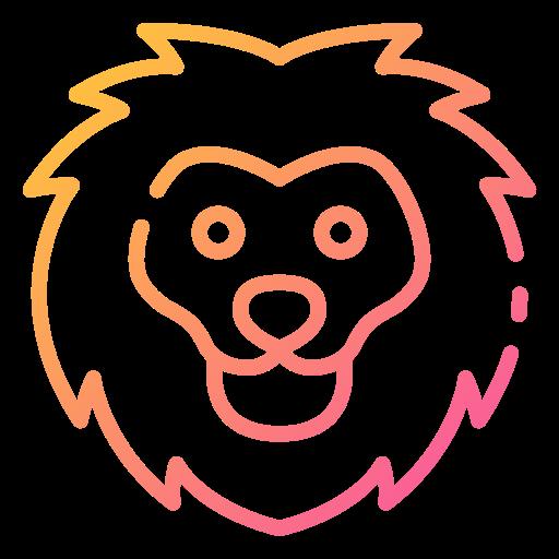 Lion  free icon