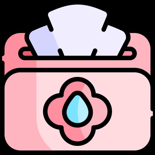 toallitas húmedas  icono gratis