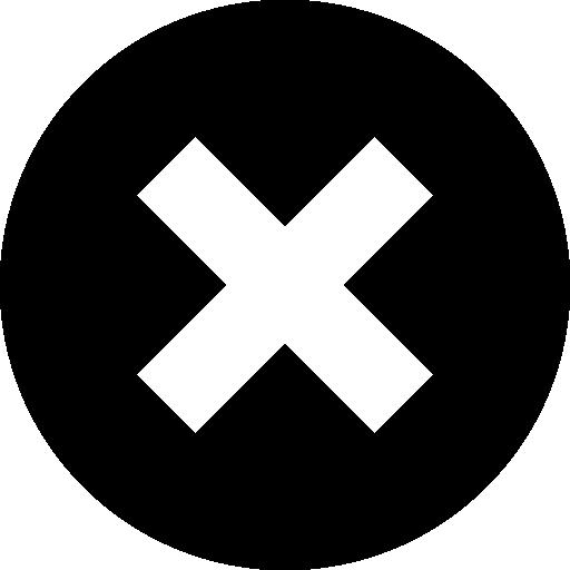 Close cross symbol in a circle  free icon