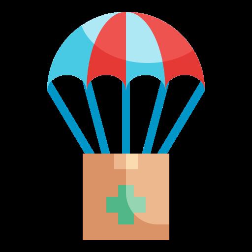 luftabwurf  kostenlos Icon