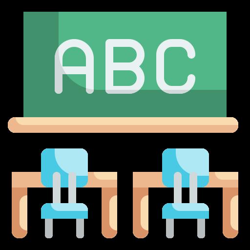 salle de cours  Icône gratuit