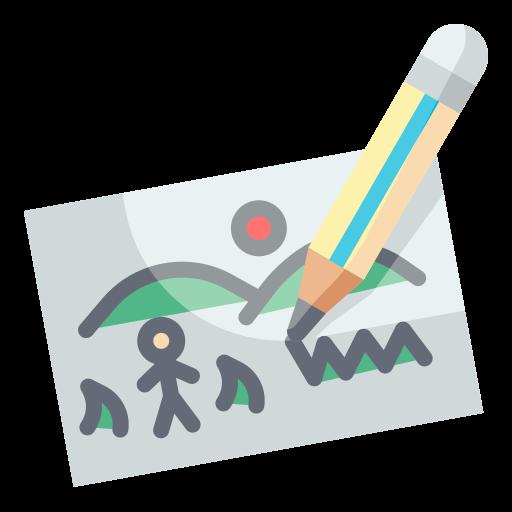 dessin  Icône gratuit