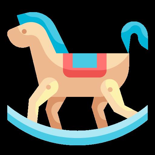 cheval à bascule  Icône gratuit