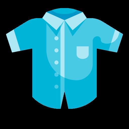 la chemise  Icône gratuit