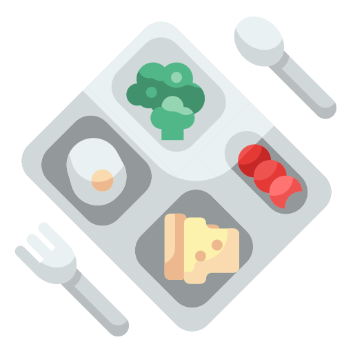 repas  Icône gratuit