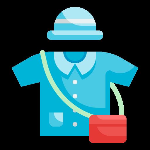 uniforme  Icône gratuit