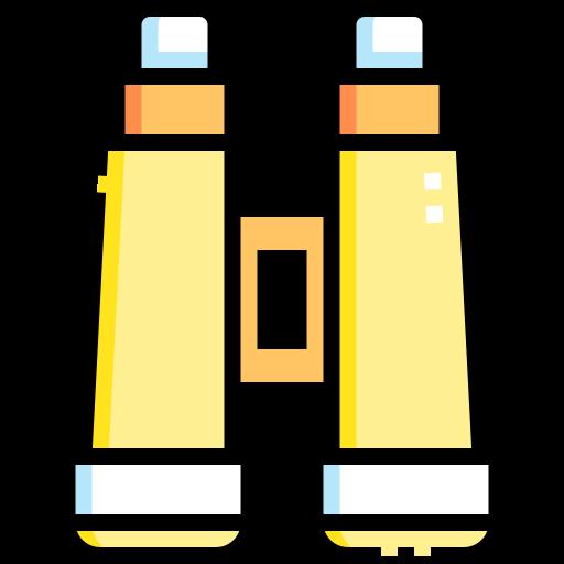 Binocular  free icon