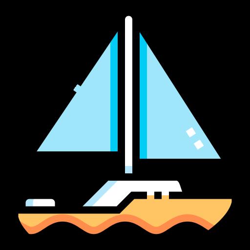 voilier  Icône gratuit